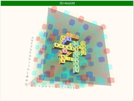 Scrabble3D