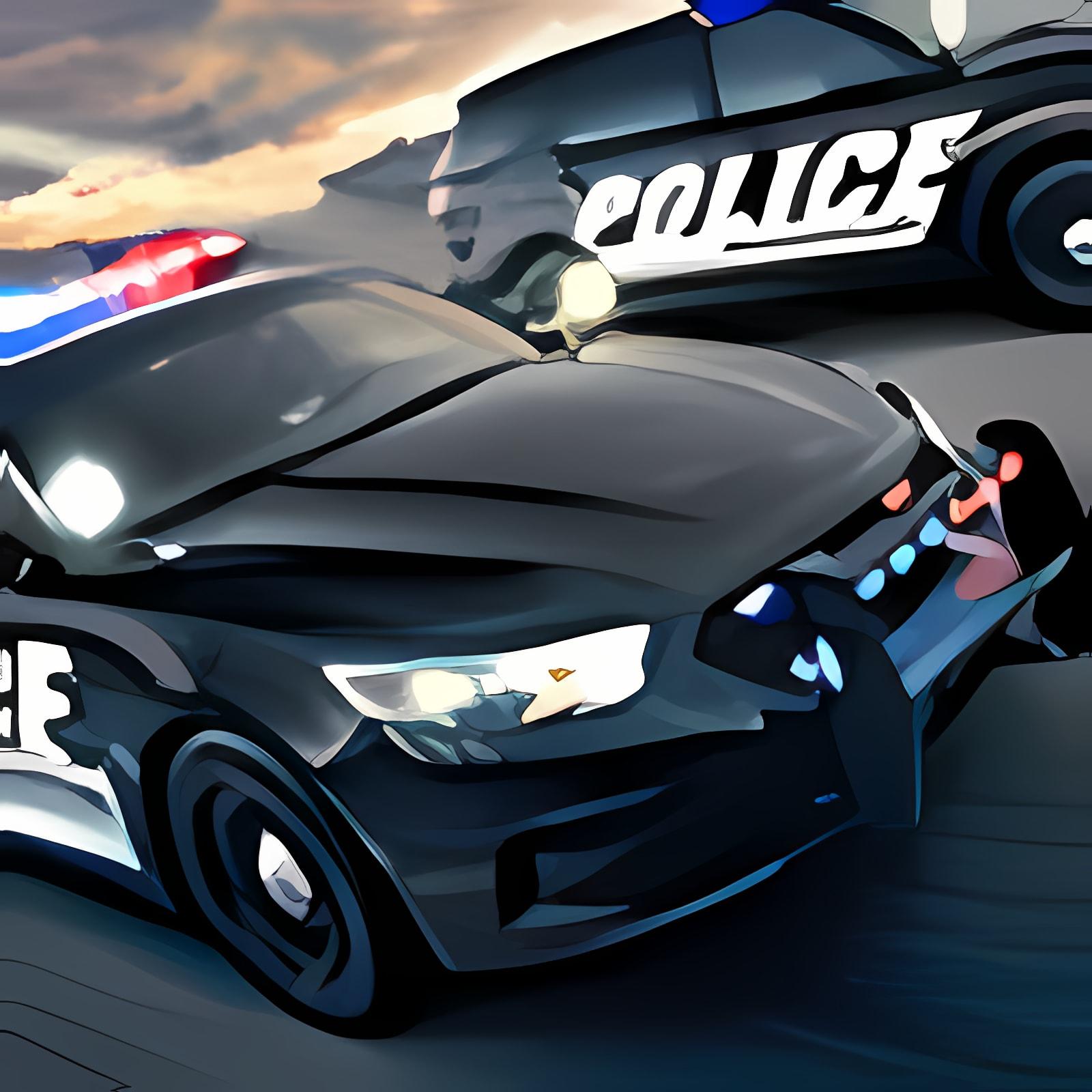 Crazy Police Racers