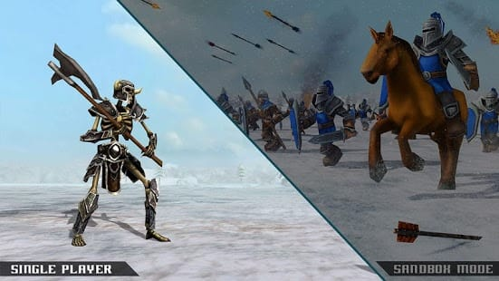 Ultimate Epic Battle Game