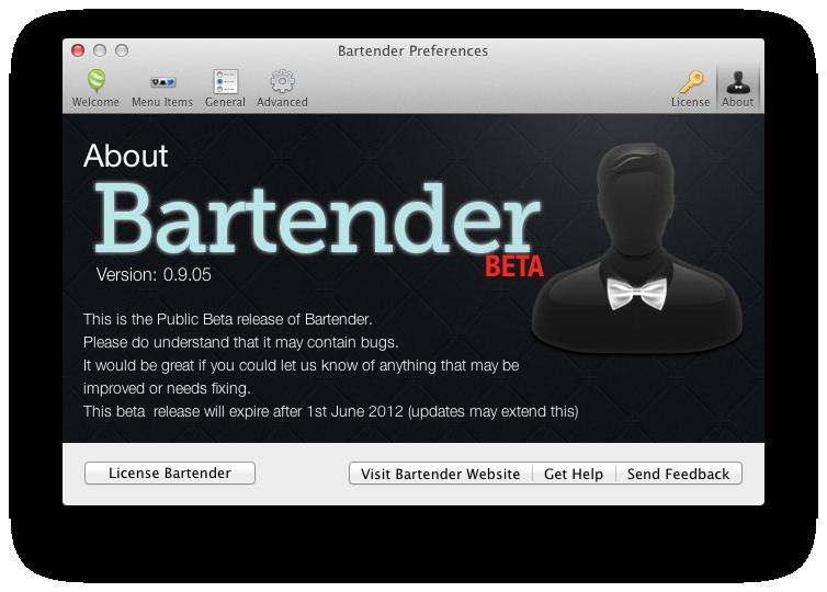 Bartender 3 mac
