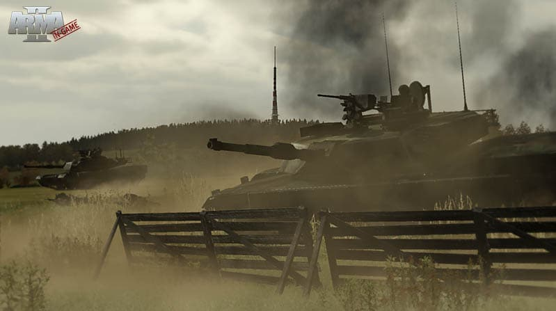 Arma 2: Combined Operations / Operation Arrowhead / Reinforcements