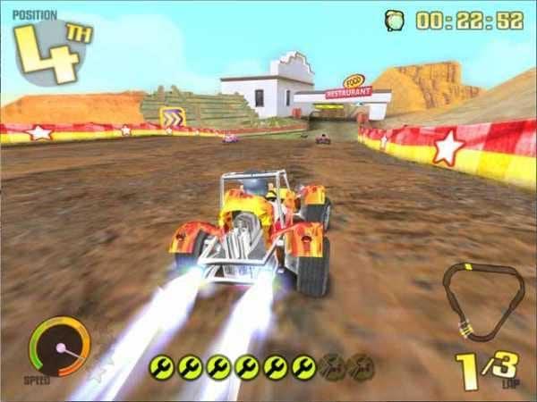 Jammin' Racer
