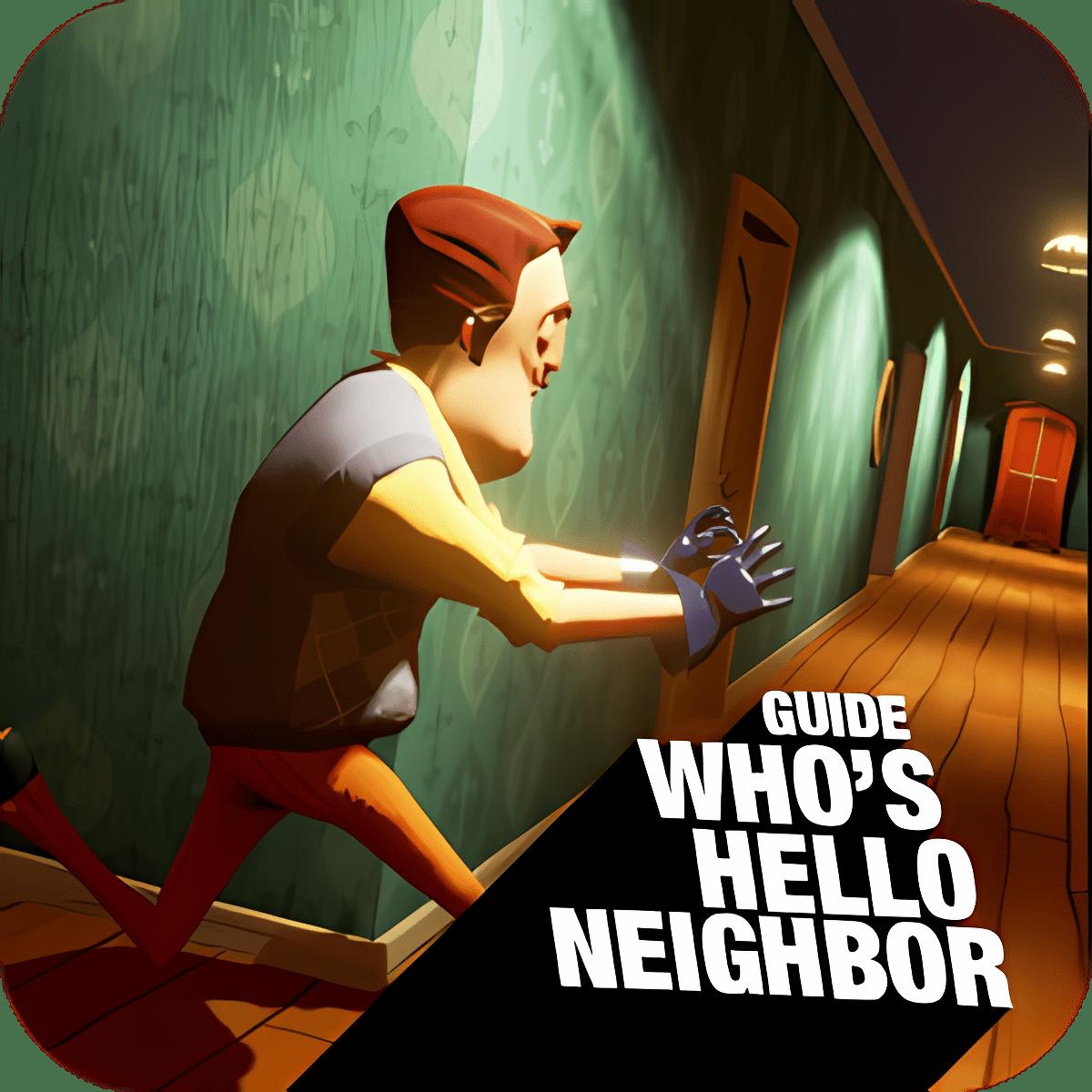 Bebas Hello Tetangga Guide 1.0