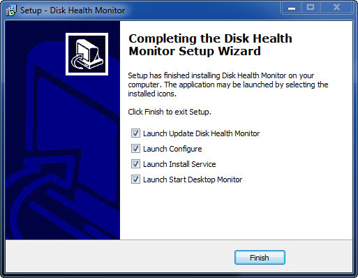 Disk Health Monitor