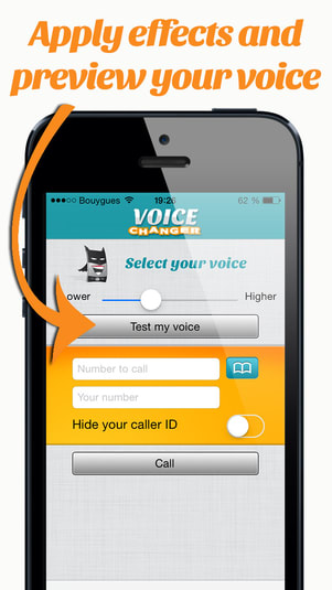 Voice Changer Allogag