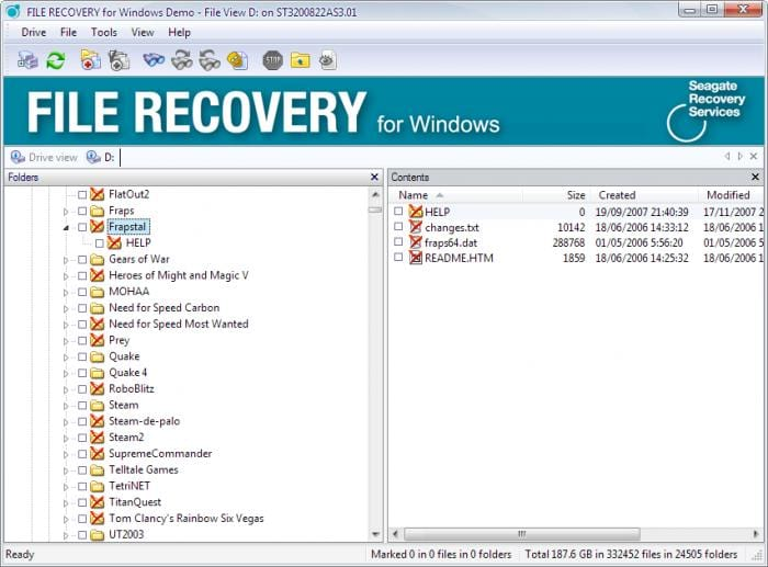 Seagate File Recovery Download