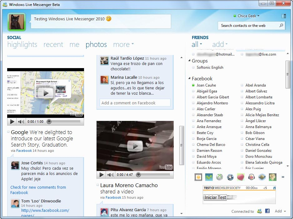windows live messenger for windows 7 free download 2013