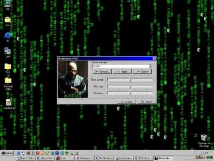 WinMatrix XP