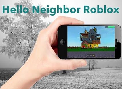 Guide Hello Neighbor Roblox