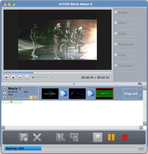 ImTOO Movie Maker 6