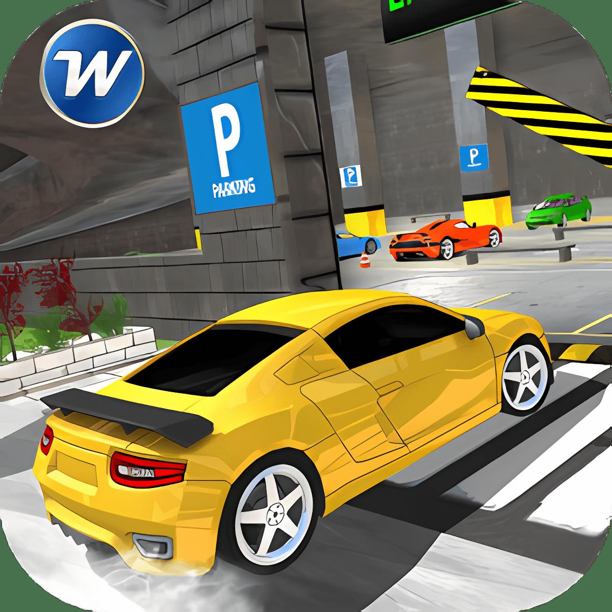 Car Parker Game 2017