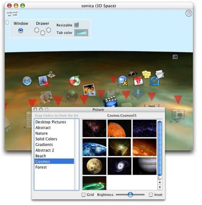 3D-Space VFS