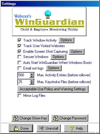 WinGuardian