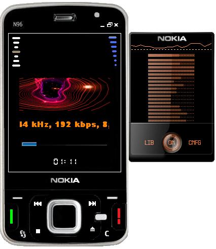 AIMP Nokia N96