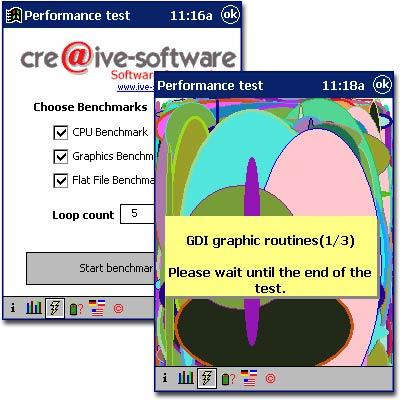 Pocket PC Benchmark