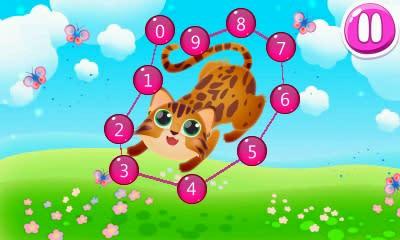 Dots Connection: Cats Puzzle