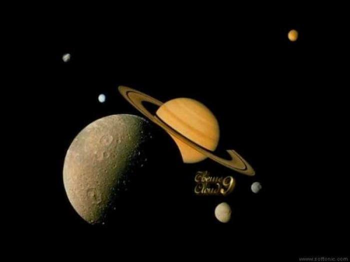 Planetarium Desktop Theme