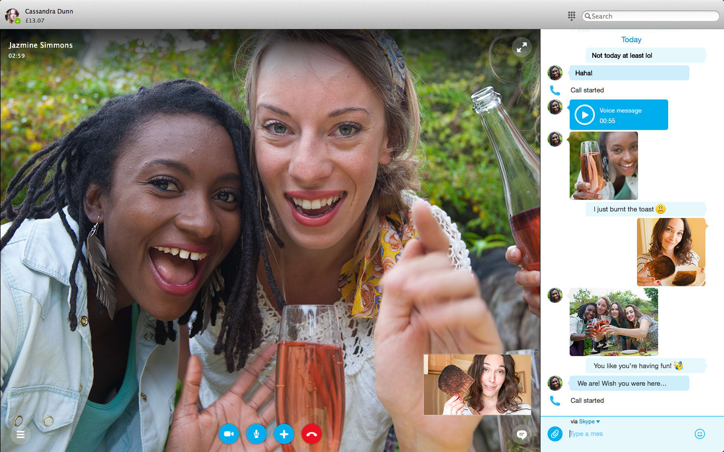 Skype Is The Most Popular Application On The Market For Making Video Calls,  Mobile Calls, And Sending Instant Messages And Sms On Top Of All That,