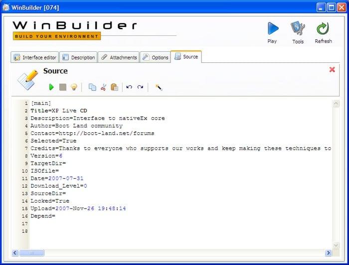 WinBuilder