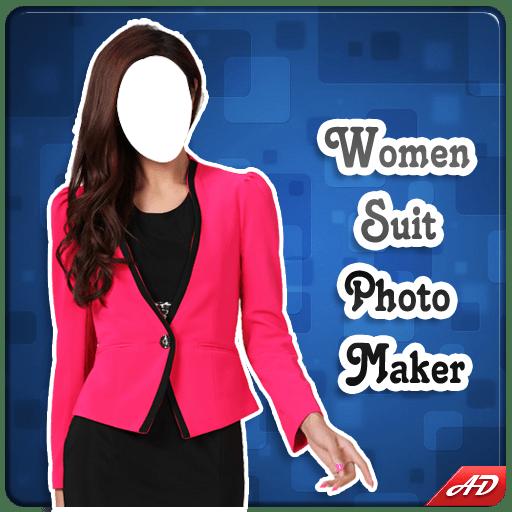 Women Suit Photo Maker New