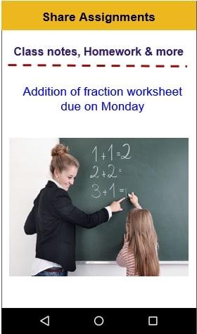 SchoolUp - Homework Alerts