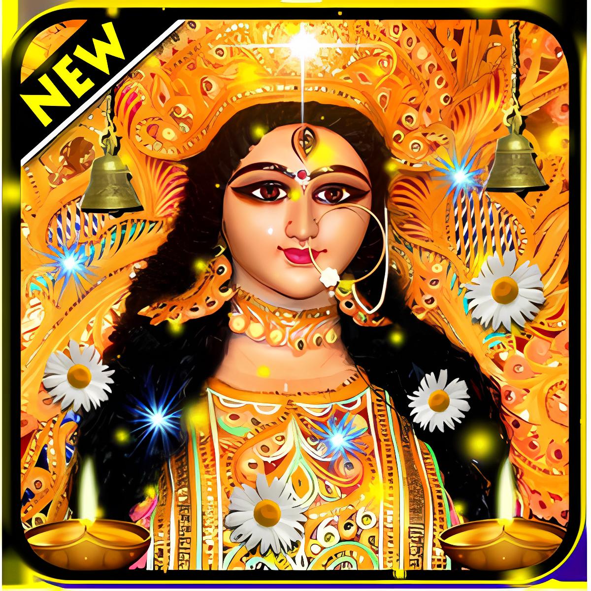 Durga Mata Live Wallpaper New