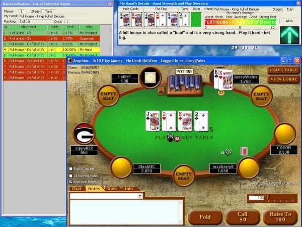Poker Sidekick