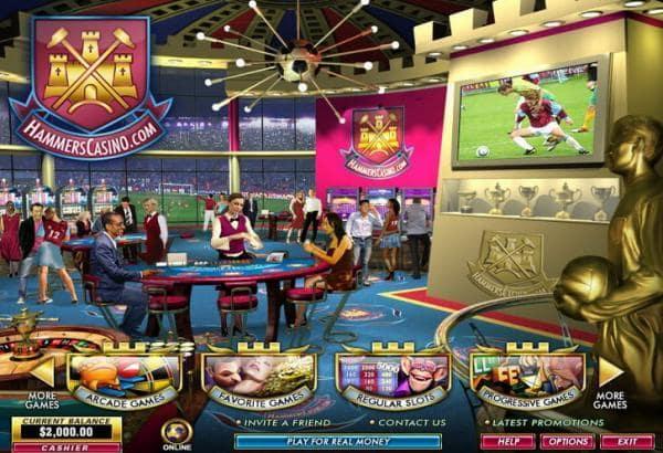 Casino Hammer Scene