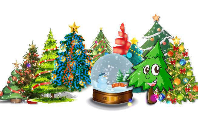 Animated Christmas Tree 2013