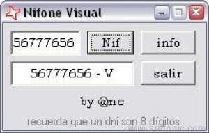 Nifone Visual