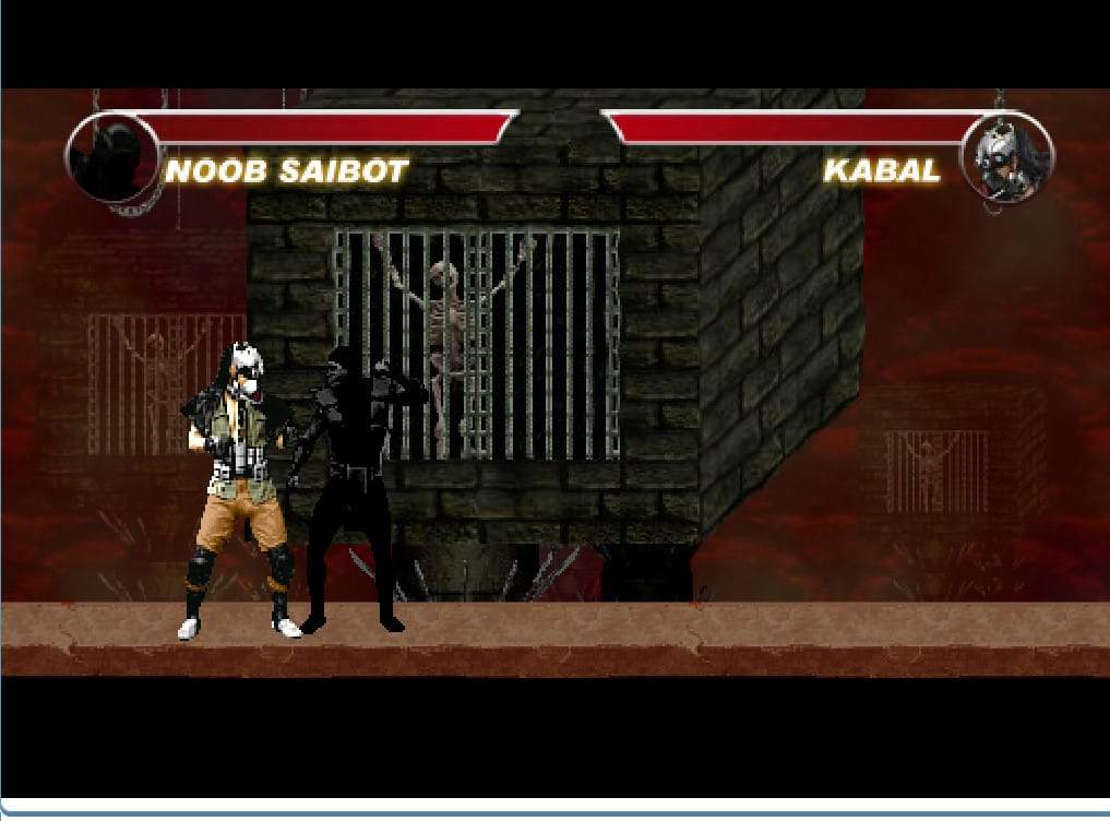 Mortal Kombat Flash