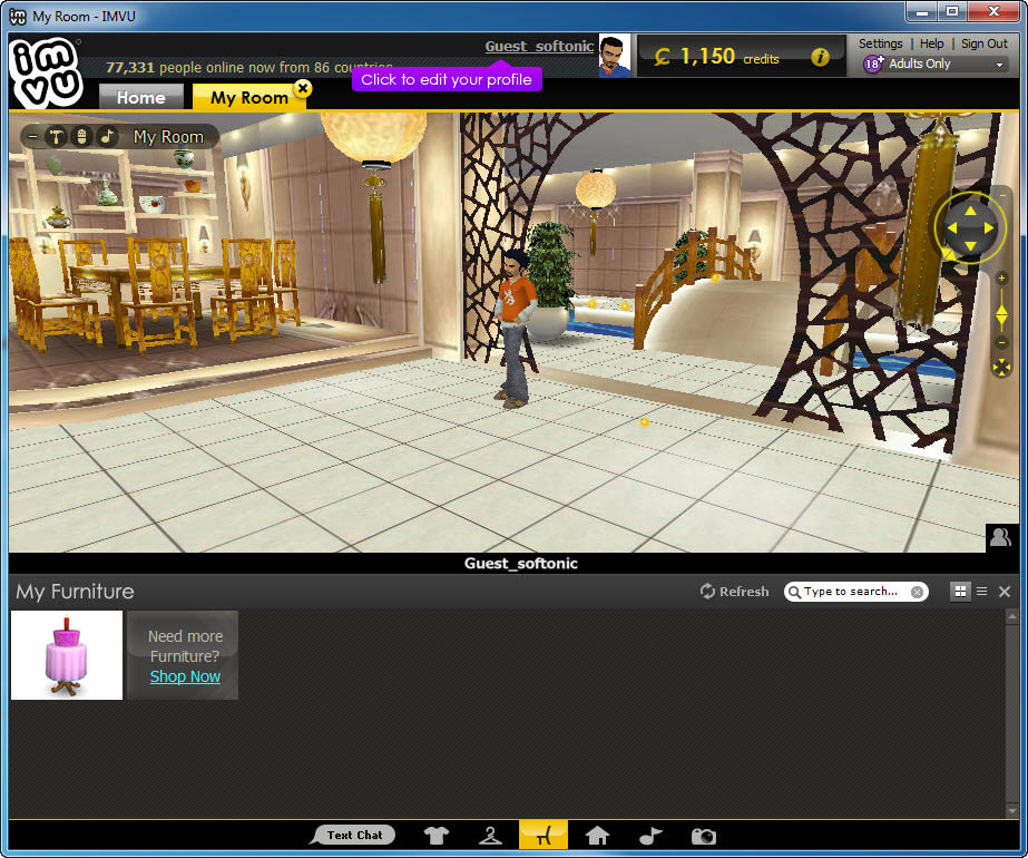 Imvu How To Rate Rooms