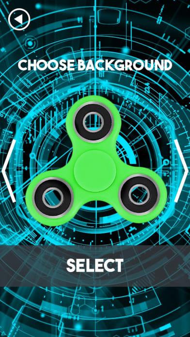 Fidget Spinner - The Spin Simulator