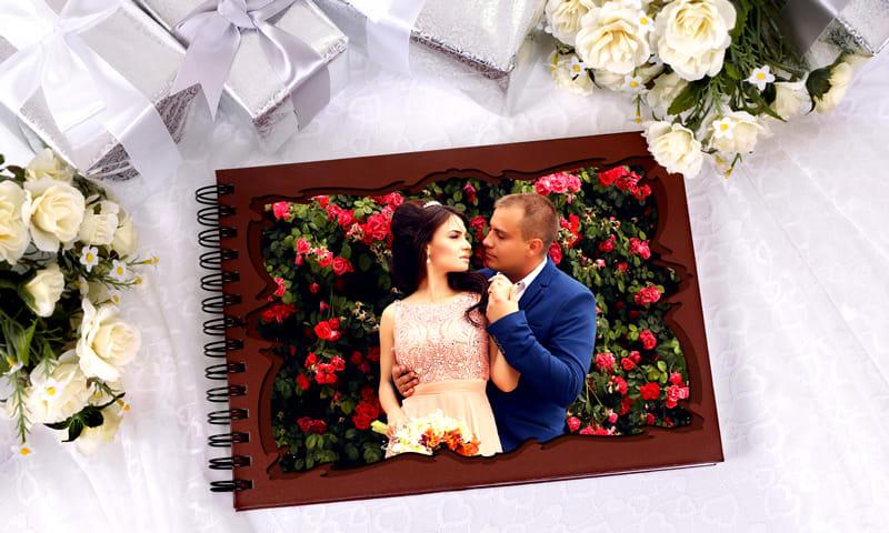 Wedding Album Photo Frames