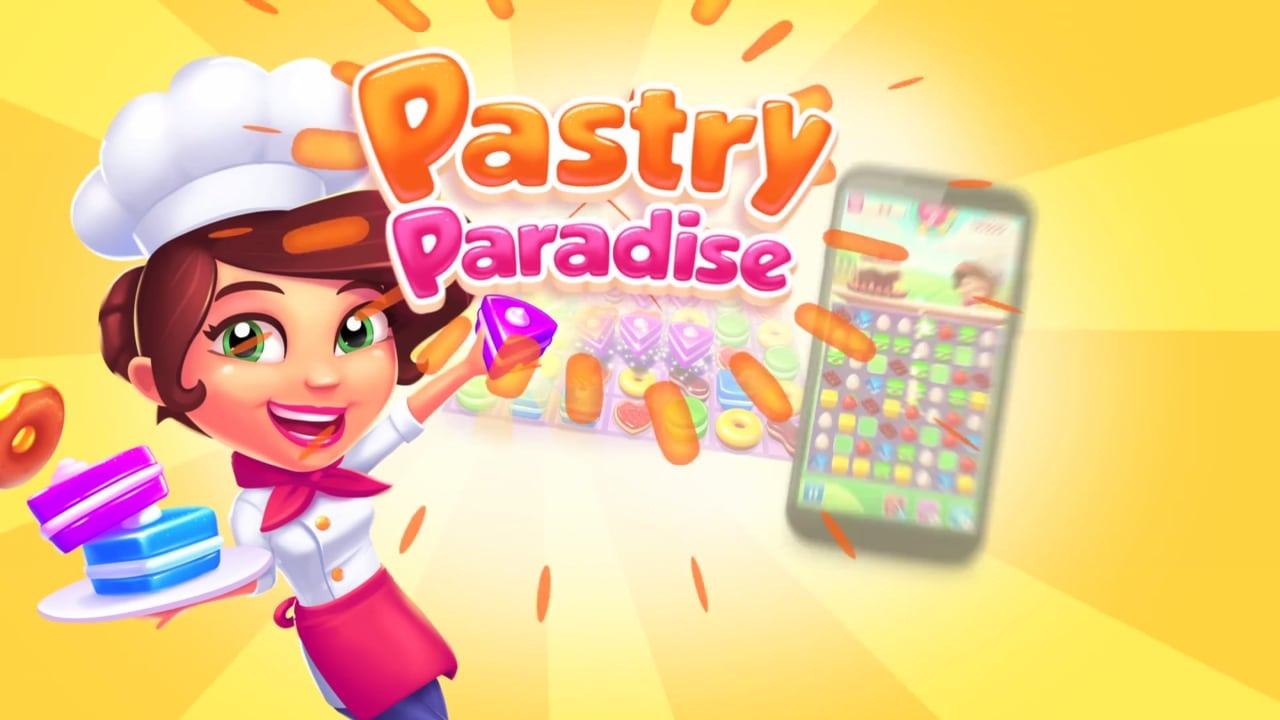 Pastry Paradise for Windows 10