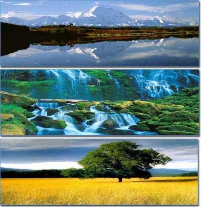 Natural Wallpapers