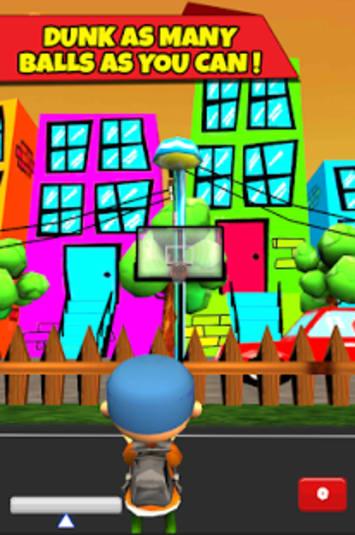 Subway Basketball Shots Arcade