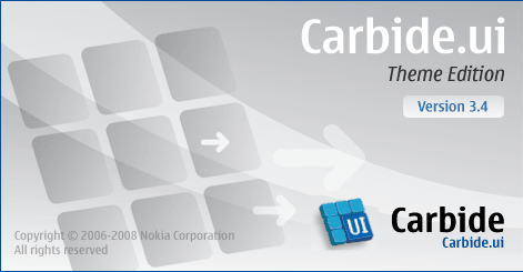 Carbide.ui Theme Edition