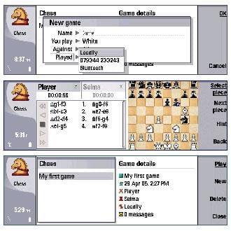 Chess, de ZingMagic