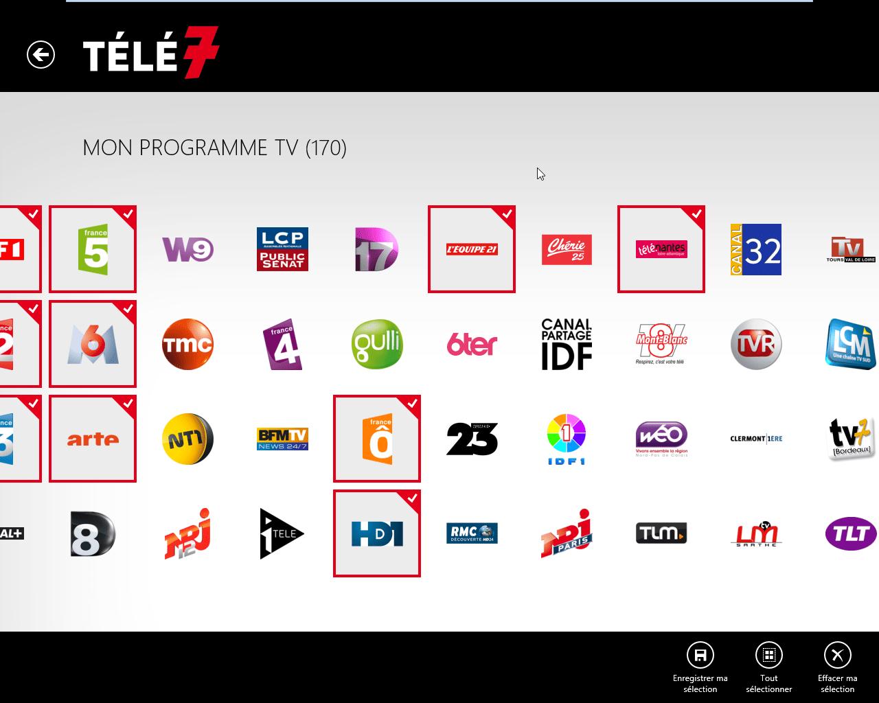 Programme Tv France
