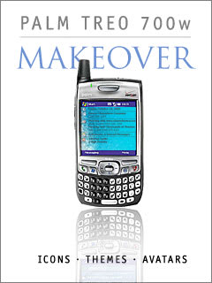 Treo 700w: Make Over