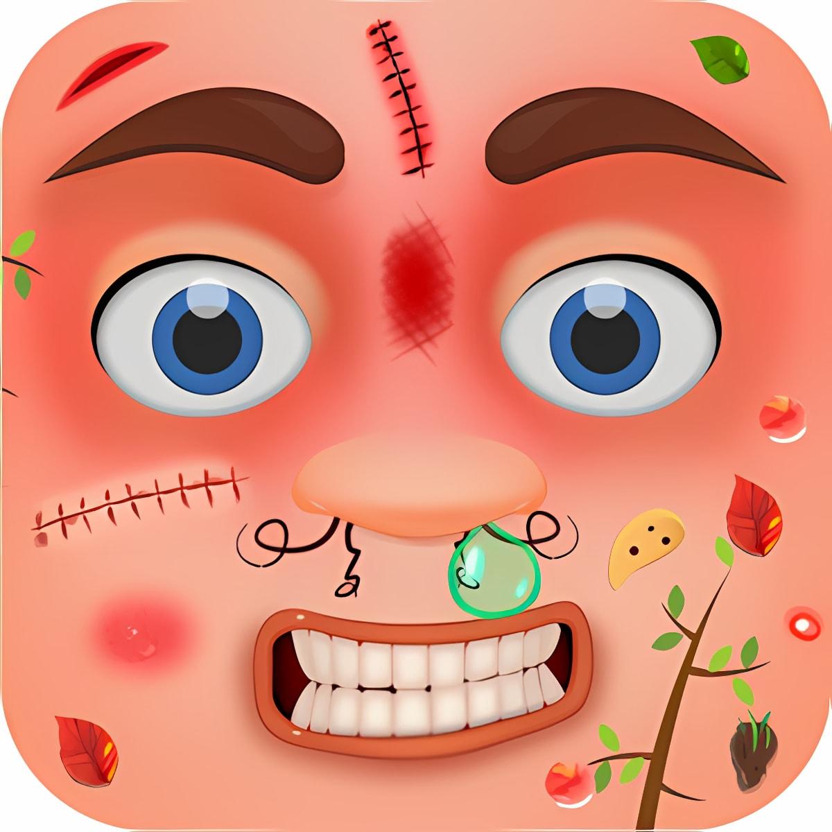 Médico Face - Juego Gratis Kid