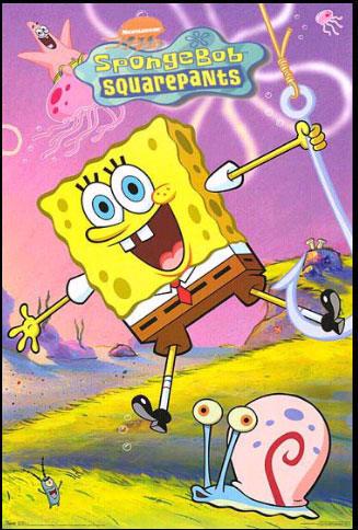 Sponge Bob Memory Game