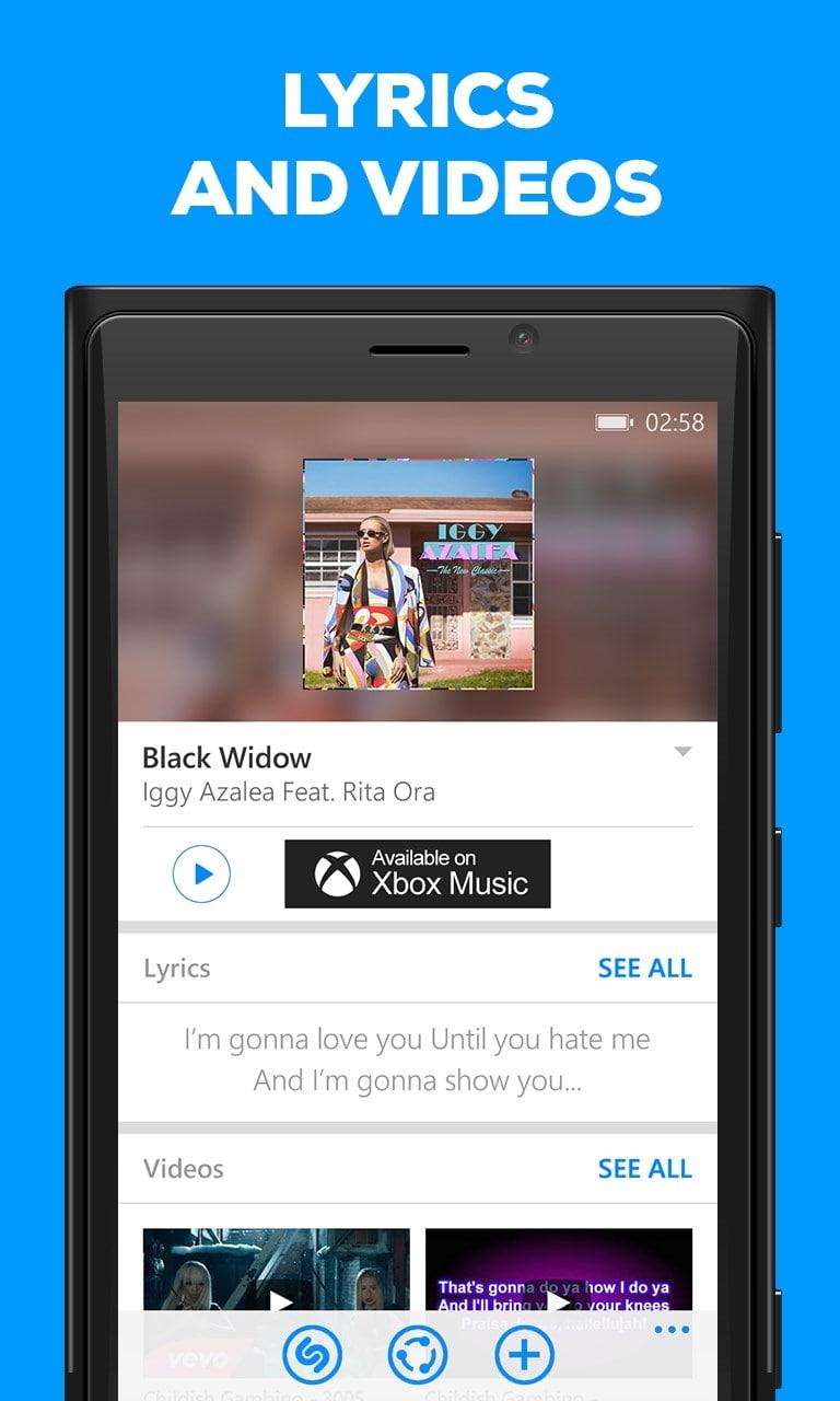 Shazam For PC Audio App Free Download Windows 10,7