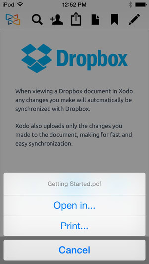 Xodo PDF - edit, sign, comment, highlight & more