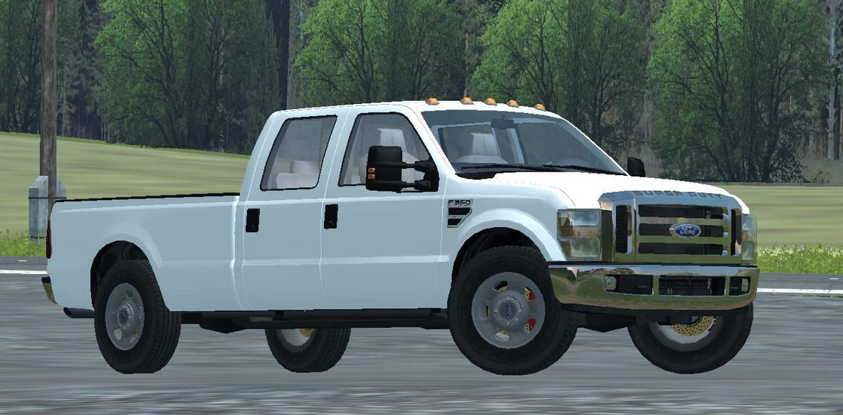 Farming Simulator: Ford F 350