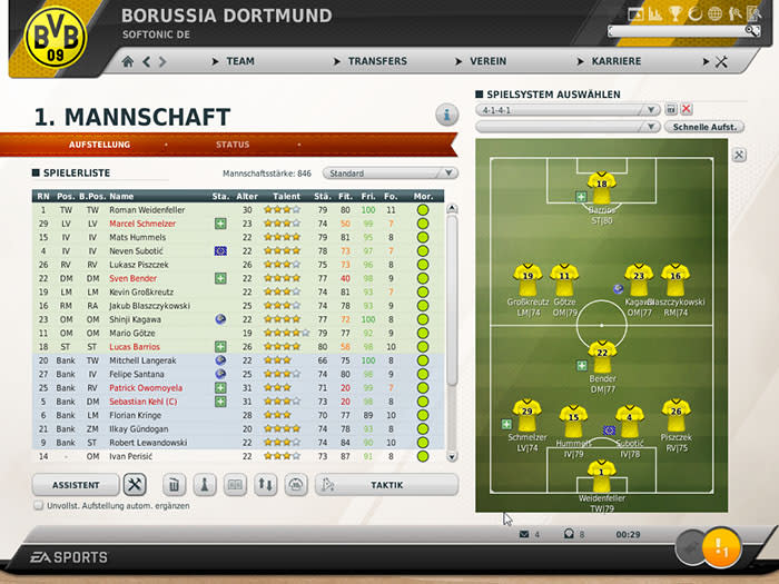 Fussball Manager Download