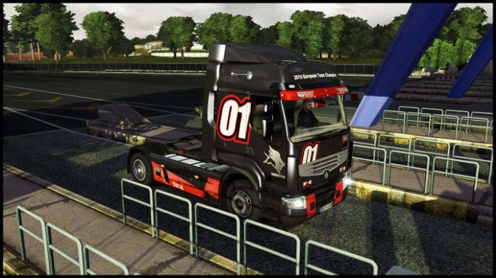 Euro Truck Simulator 2 T 233 L 233 Charger