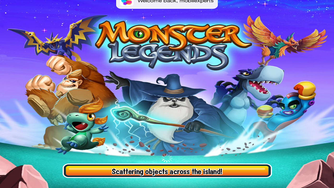 Monster Legends Mobile