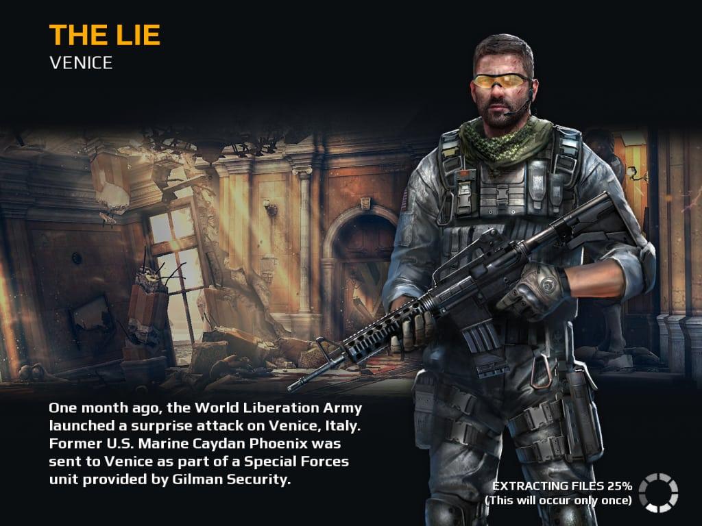 Modern Combat 5: Blackout for Windows 10 (Windows)